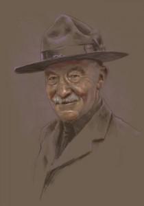贝登堡 (R.S.S. Baden-Powell)