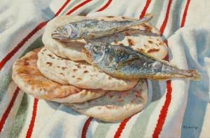 五餅二魚 Fish & Loaves