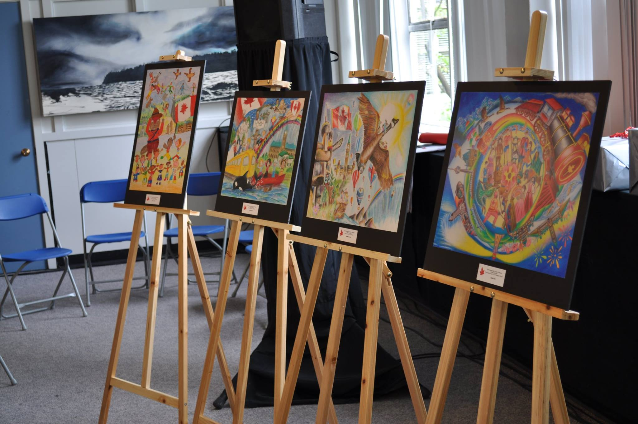 The 47th International Children's Art Exhibition: Student Achievements